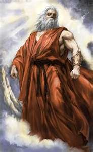 Uranus - Father of the Gods