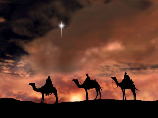 Rays of Wisdom - Healers And Healing - We Three Kings Of  Orient Are