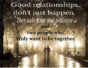 Good Relationships - Rays of Wisdom - Relationship Healing - War & Peace in Human Relationships