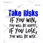 Taking Risks - Rays of Wisdom - Relationship Healing - War & Peace in Relationships