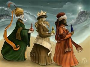Rays of Wisdom - War And Peace Between Nations - The Three Wise Men