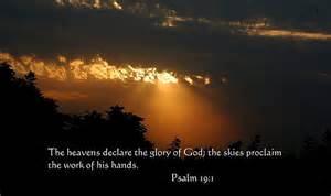 Rays of Wisdom - Words & Prayers Of Comfort And Healing - The Heavens Declare The Glory Of God
