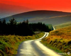 Rays Of Wisdom - Words & Prayers Of Hope & Encouragement - The Long And Winding Road (2)