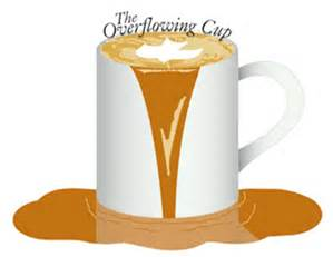 Rays Of Wisdom - Words Of Hope And Encouragement - The Overflowing Cup