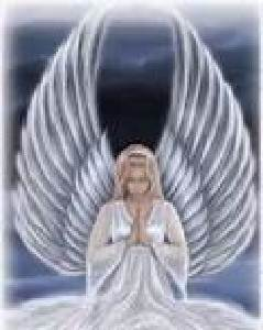 Praying Angel - What Happens In Heaven When We Pray - Rays of Wisdom - Words & Prayers of Wisdom From The Tree Of Life