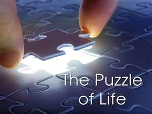 Rays of Wisdom - Words Of Hope And Encouragement - The Puzzle Of Life