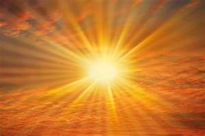 Sunshine - When the Sun refuses to shine - Rays of Wisdom - Words & Prayers of Hope & Encouragement