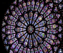 Rays Of Wisdom - Our World In Transition - Notre Dame Cathedral : The Fire