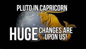 Rays Of Wisdom - Our World In Transition - Pluto In Caprcorn