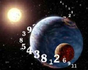 Rays of Wisdom - The Astro Files - Excursions Into Numerology
